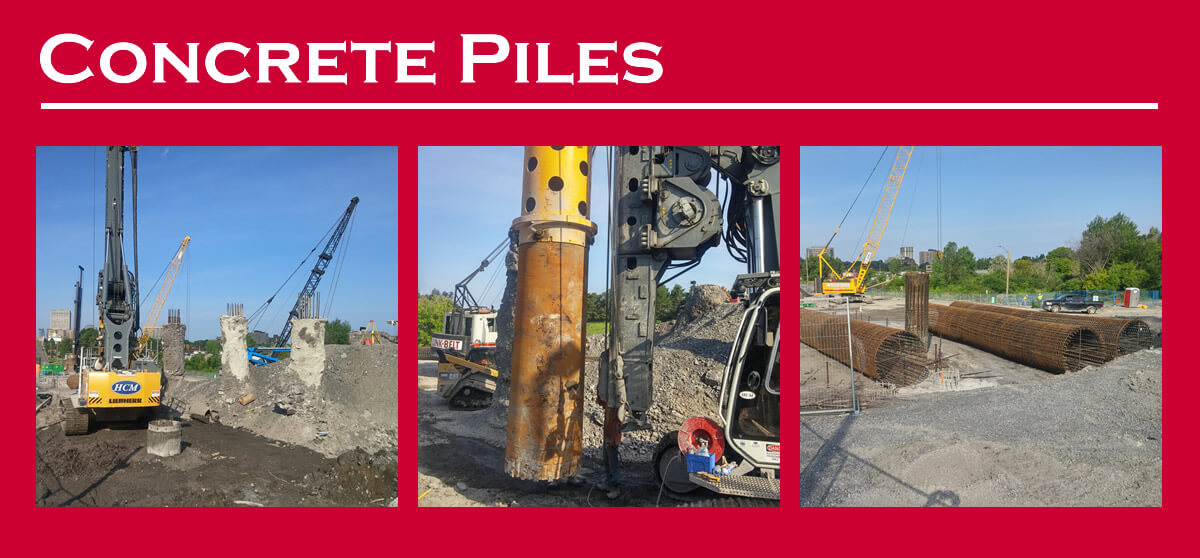 How to Evaluate Concrete Piles