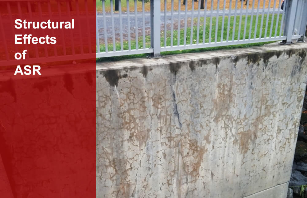 Structural Effects of ASR on Concrete Structures