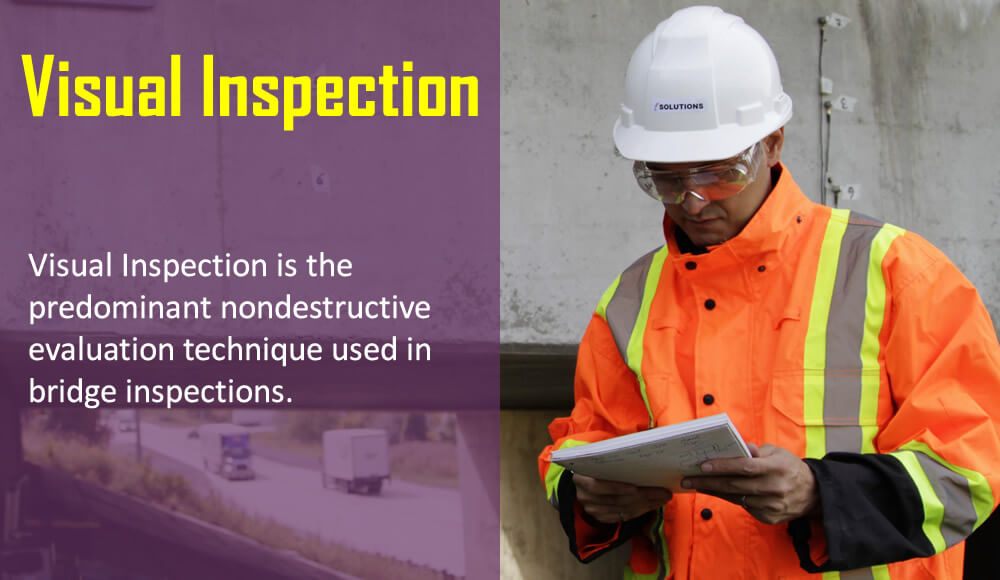 structure inspection - visual inspection