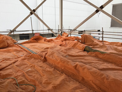 Protecting Concrete In Cold Weather Fprimec Solutions