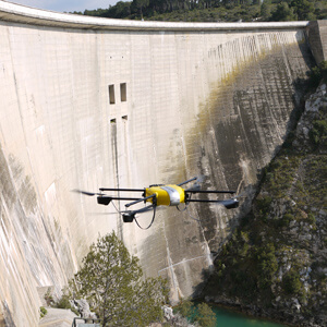 Drone Dam Inspection