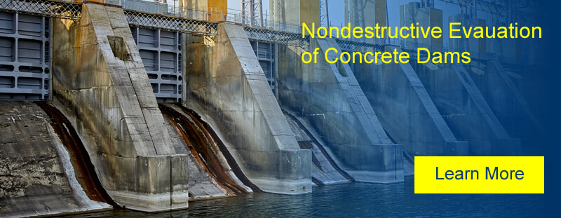 NDT for Dam Structure FPrimeC