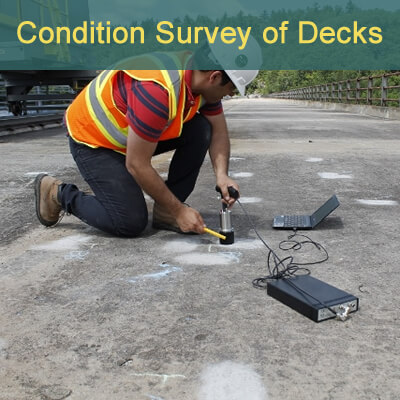 Condition Survey for Bridge Decks