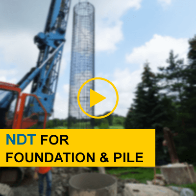 NDT Methods of Piles and Foundations