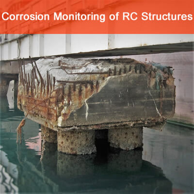 Corrosion Monitoring of Reinforced Concrete Structures