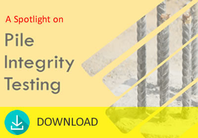 A spotlight on pile integrity testing