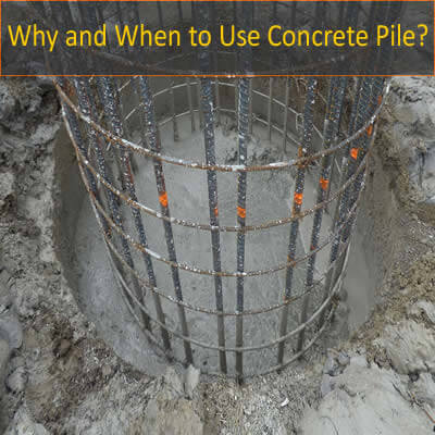 Why and When to Use Concrete Piles? | FPrimeC Solutions