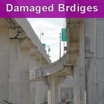 Damaged Bridges
