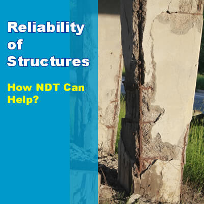 Nondestructive Reliability Assessment of Structures