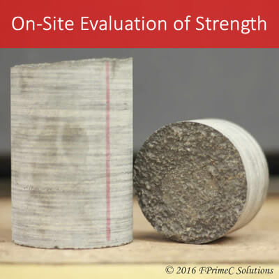 On-Site Evaluation of Concrete Strength