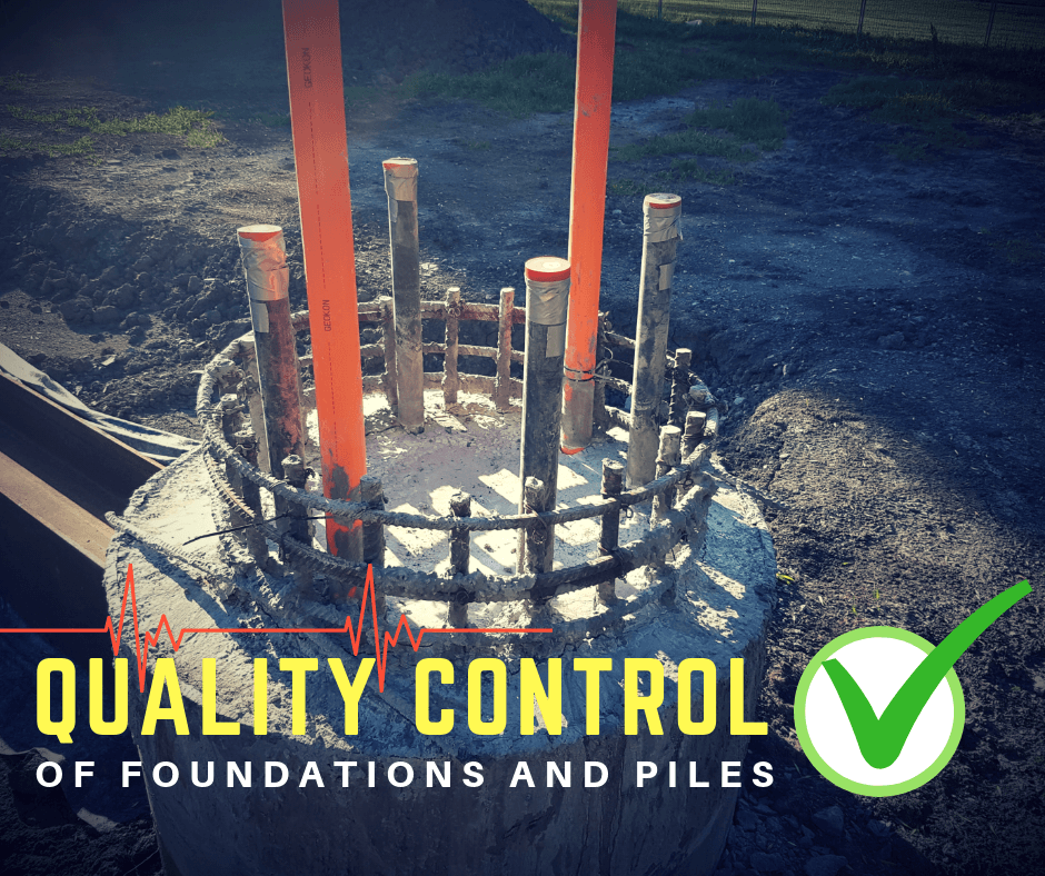 Quality Control of Foundations and Piles