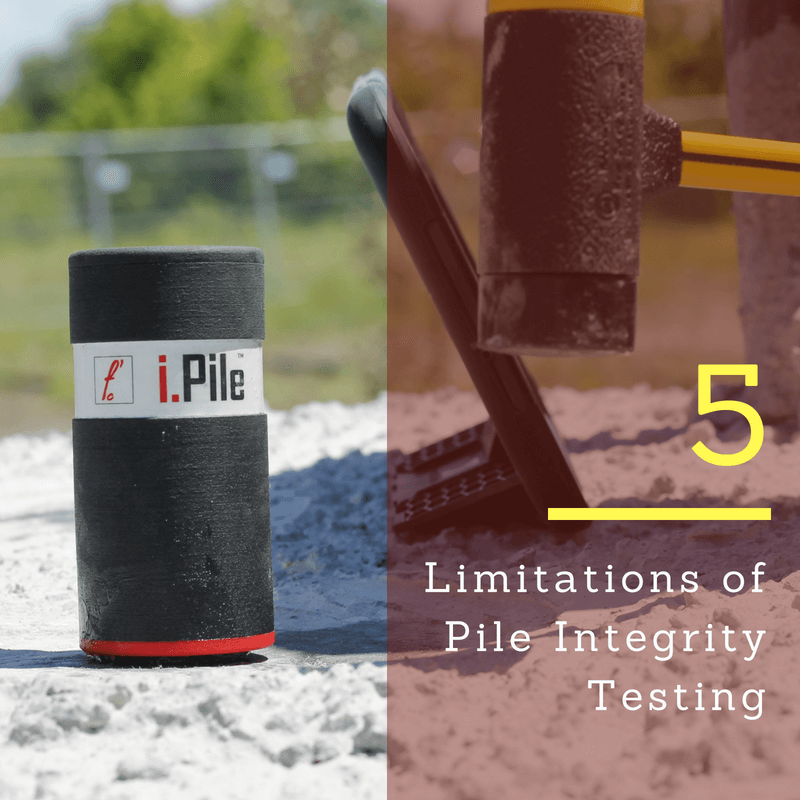 Software for pile integrity testing