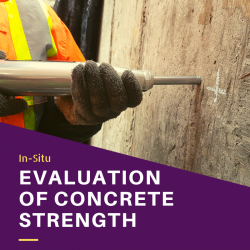 Estimate Strength of Concrete Using NDT Methods