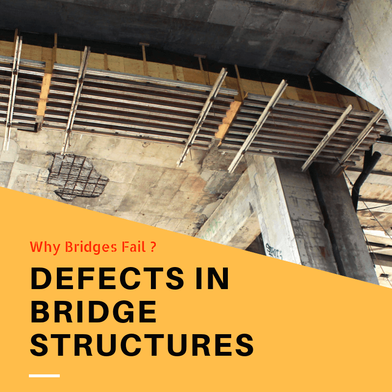 Common Defects in Bridge Structures | FPrimeC Solutions