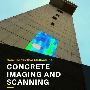 Concrete Imaging and Scanning Feature Photo