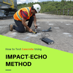 How To Test Concrete Using Impact-Echo Method