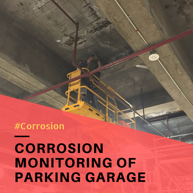 Case Study #1 - Inspection of Parking Garage Structure