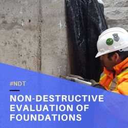 Case Study #6 - NDT of Foundations