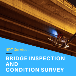 Services - Bridge Inspection and Condition Survey