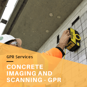 Services - Concrete Imaging and Scanning