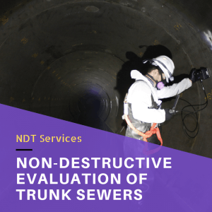 Services - Nondestructive Evaluation of Trunk Sewers (1)