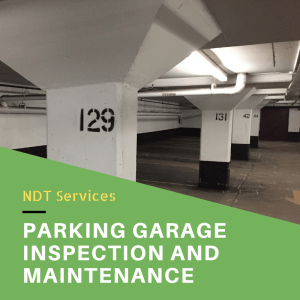 Services - Parking Garage Inspection and Maintenance