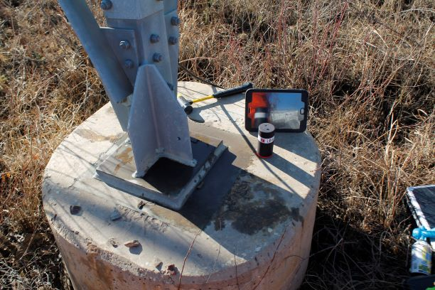 Pile Integrity Testing - Foundations and Piles - Transmission Lines - FPrimeC Solutions