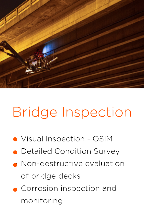 FPrimeC Solutions - Bridge Inspection