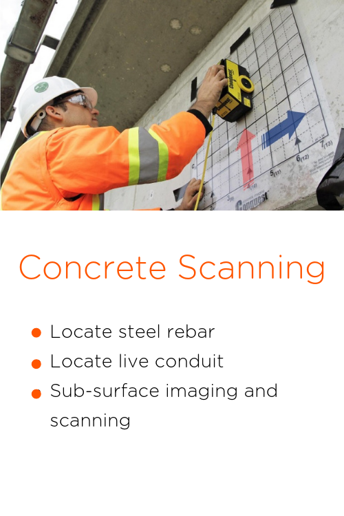 FPrimeC Solutions - Concrete Scanning
