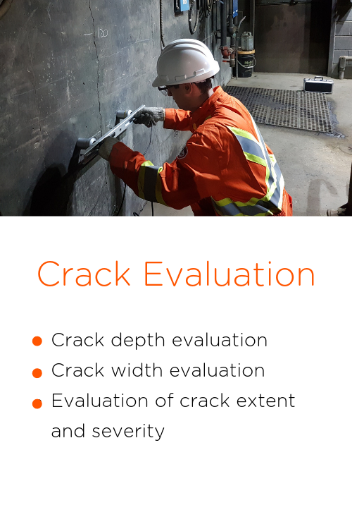 FPrimeC Solutions - Crack Evaluation
