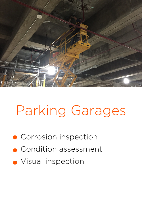 FPrimeC Solutions - Parking Garages