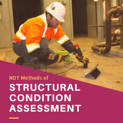 Non-Destructive Testing for Structural Condition Assessment
