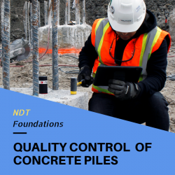 Quality Control of Concrete Piles and Foundations - Pile Integrity Test