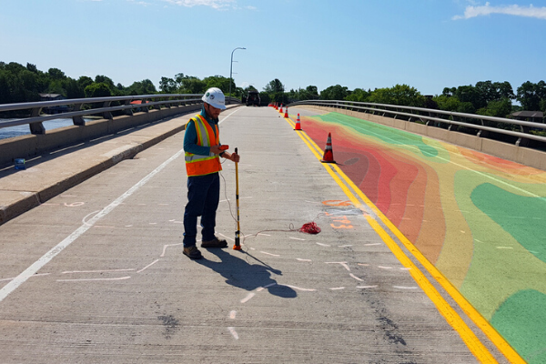 concrete scanning and imaging