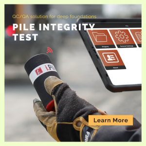 iPile for Pile Integrity Test