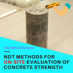 On Site Evaluation of Concrete Strength - FPrimeC Solutions