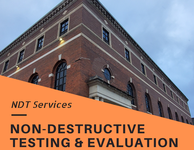 structural condition assessment of existing building in Toronto