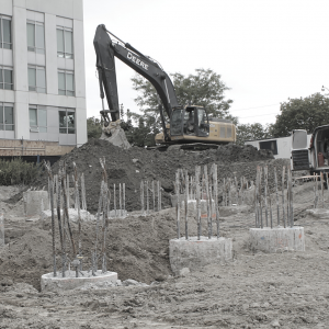 Evaluation of Concrete Piles and Foundations