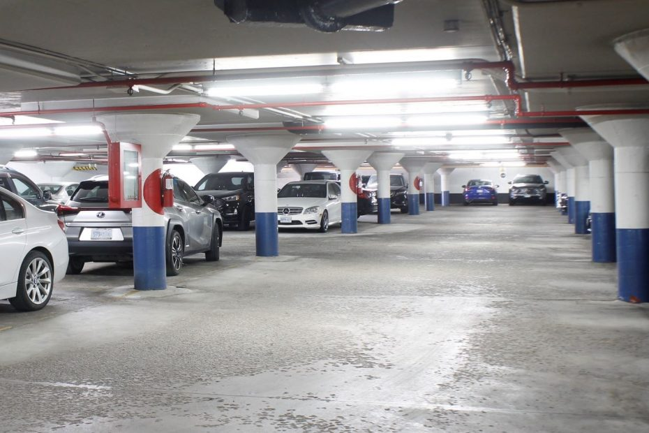 Parking Garage Inspection and Corrosion Survey in Toronto_Resize