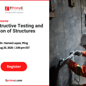 FPrimeC_Non-Destructive Testing and Evaluation of Structures