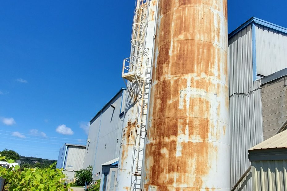 Structural Condition Assessment of Steel Silo 2