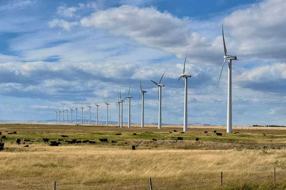 Windrise Wind Project, Alberta